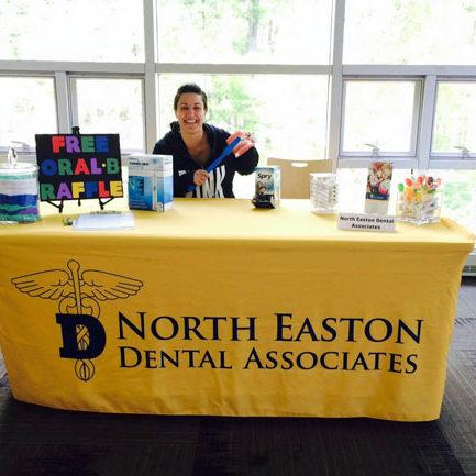 north easton dental table